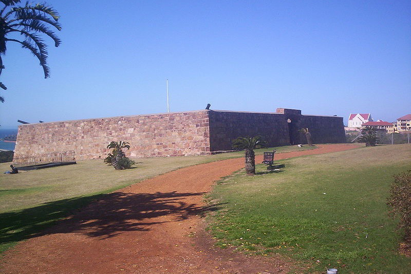 Fort Frederick, Eastern Cape