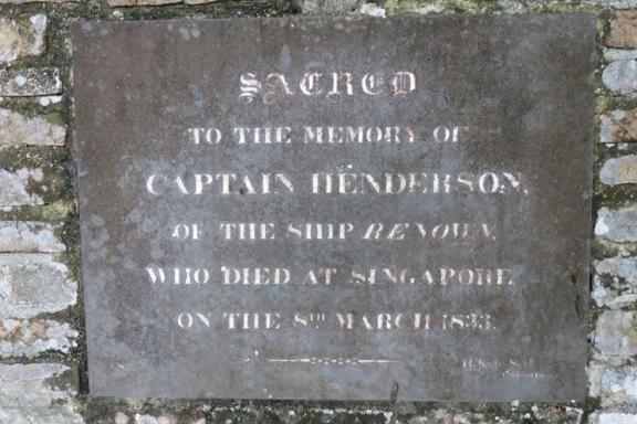 Captain Henderson