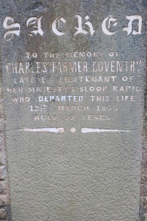 Charles Farmer Coventry
