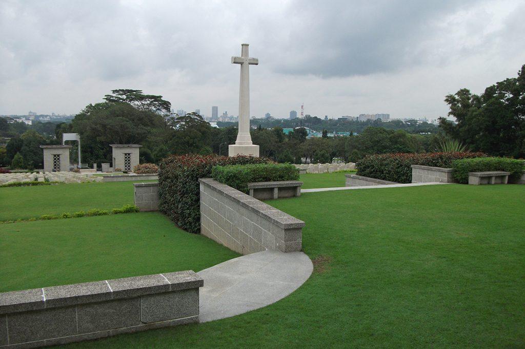 Kranji's Memorial Cross