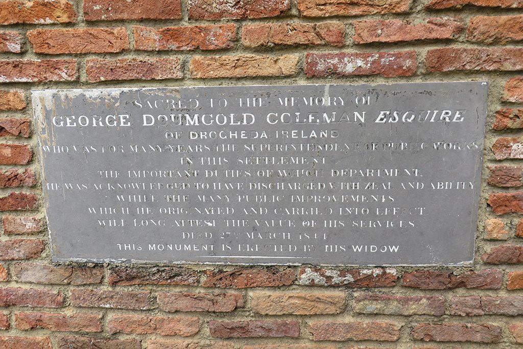 George Drumgold Coleman