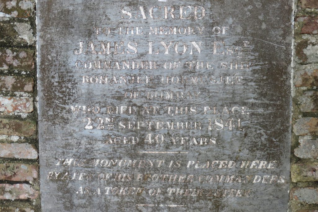 James Lyon Esq