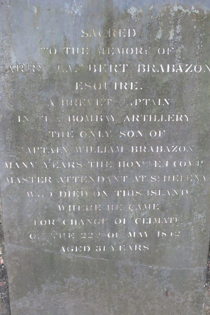 Parry Lambert Brabazon