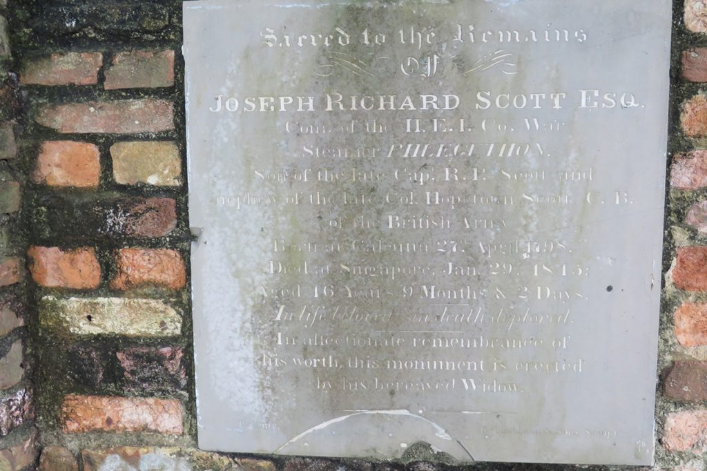Joseph Richard Scott Esq