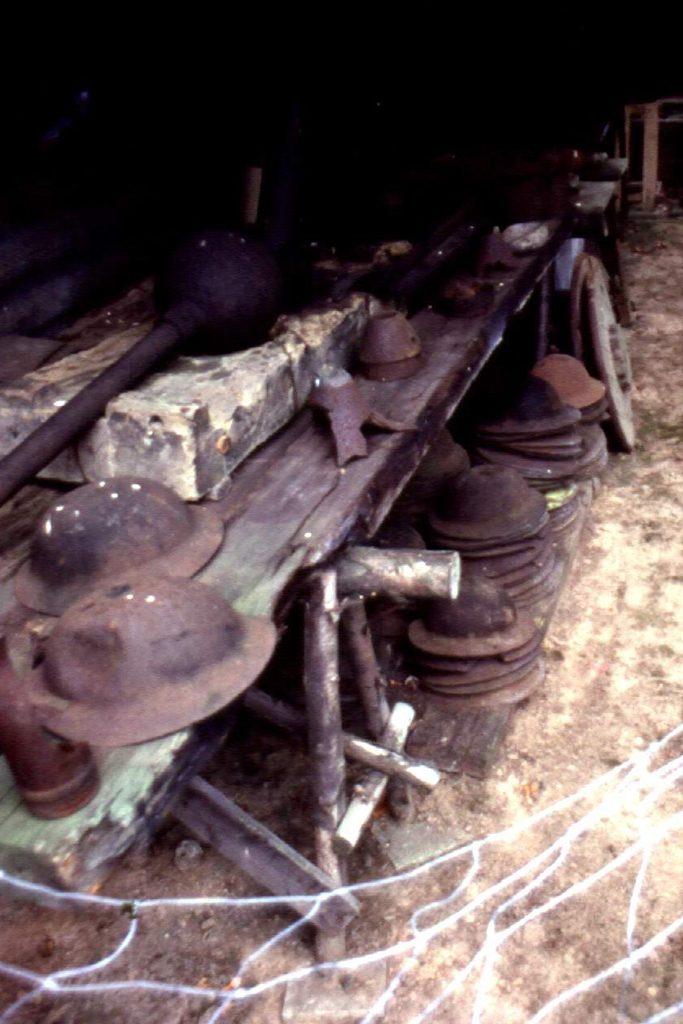 Battlefield 'junk'
