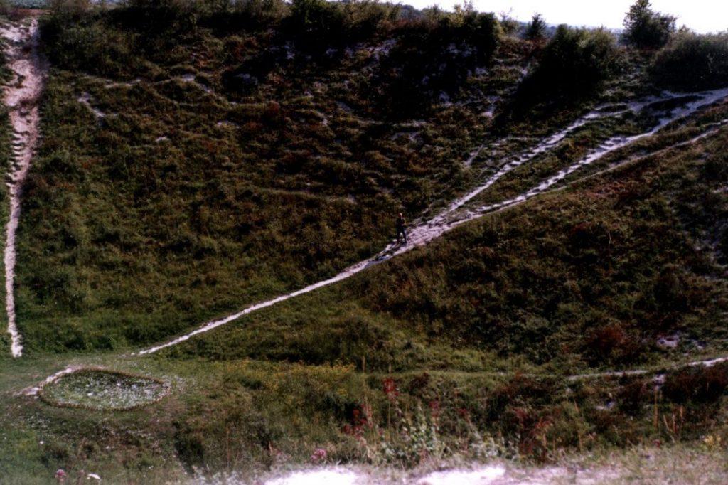 Lochnagar Crater Memorial