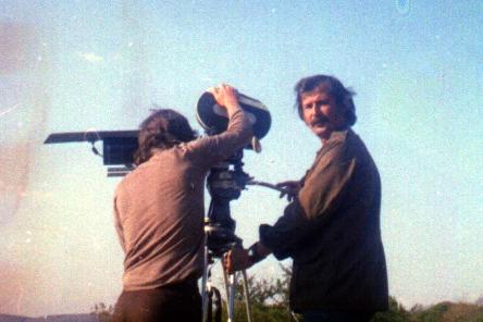 Cameraman Ivo Pellegrini