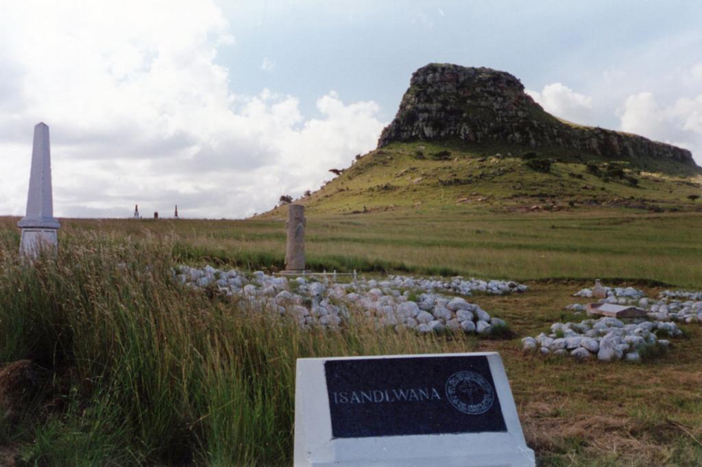 Isandhlwana. A very distinctive mountain, 2000