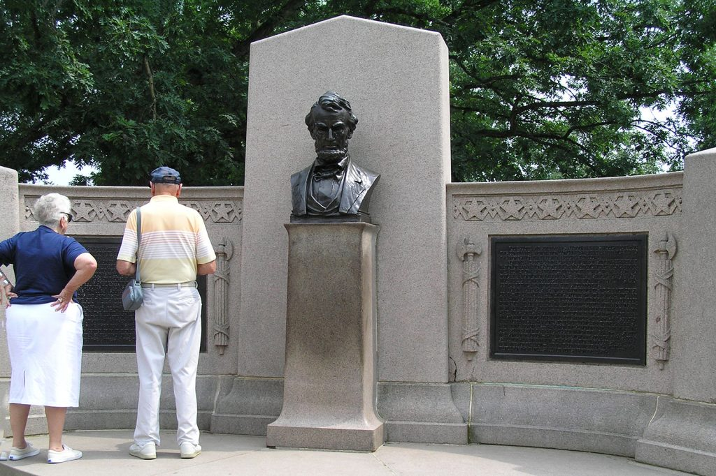 The Lincoln Address Memorial