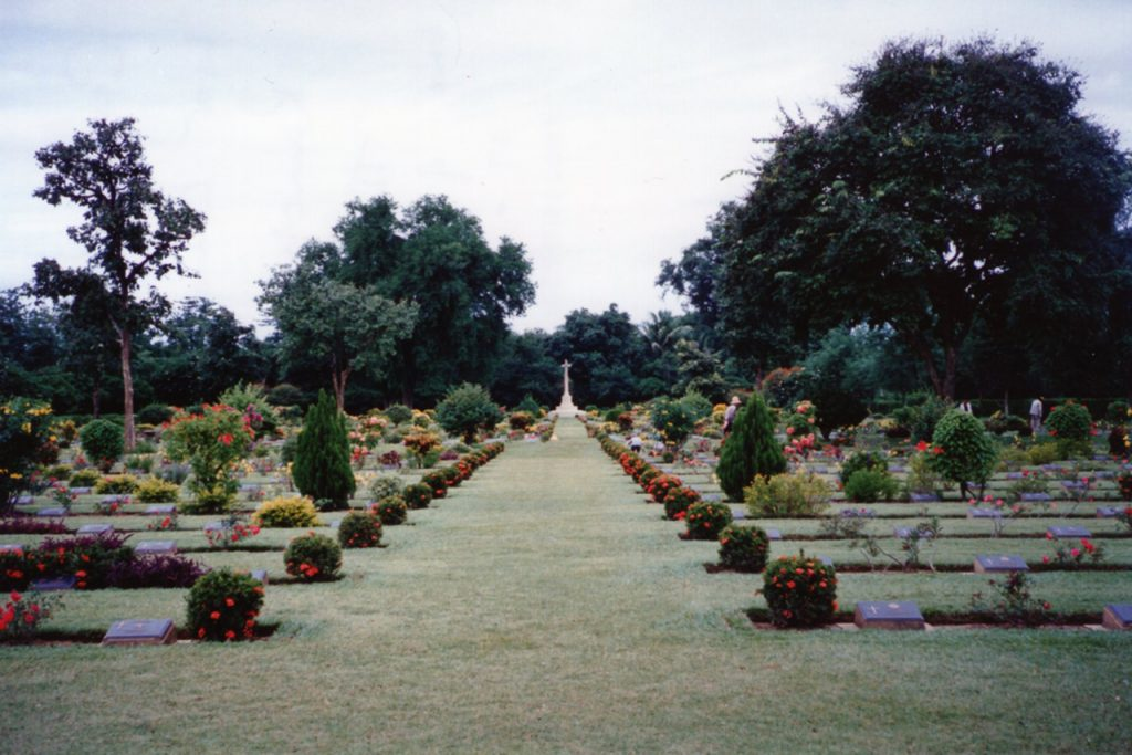 Chung Kai Cemetery